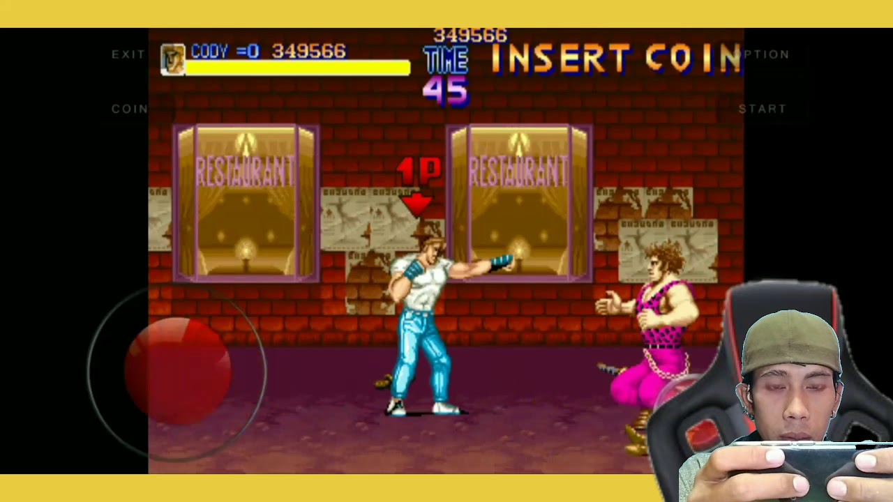 final fight streetwise ., game mitendo play in android ...