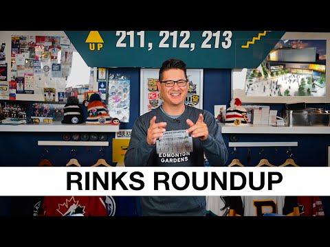 Rinks Roundup - August