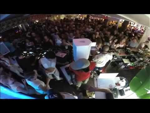 TANTRA LIVE: Hot Since 82, Pacha pre-party at Tantra Ibiza (Part 1)