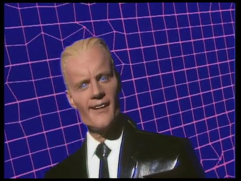 The Art of Noise with Max Headroom  Paranoimia