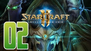 Starcraft 2 LotV Episode 2 : Loss of a Friend!