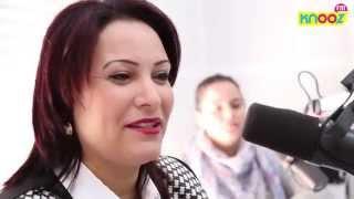 Mme OLfa LADHARI PDG FMSA et Mr Elyess DARDOURI : Les invités de KnOOz FM