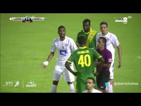 دوري بلس - ملخص مباراة الخليج و الهلال في الجولة 6 من دوري جميل