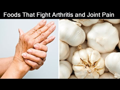 10 Best Foods To Eat If You Have Arthritis And Join Pain