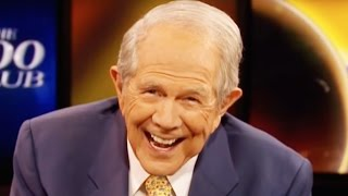 pat robertson sell your haunted house to unsuspecting sucker