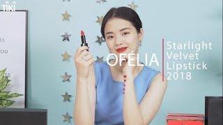 Tiki - Son Thỏi OFÉLIA Starlight Velvet Lipstick (3.5g)