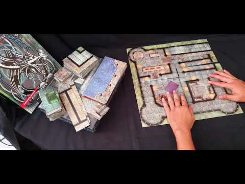 unboxing-dungeon-tiles-reincarnated-city-set