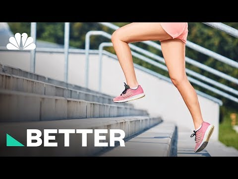 A Simple Diet And Exercise Routine For Thin Thighs | Better | NBC News