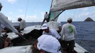 Voiles de St. Barth Gaastra event movie 2013 Thumbnail