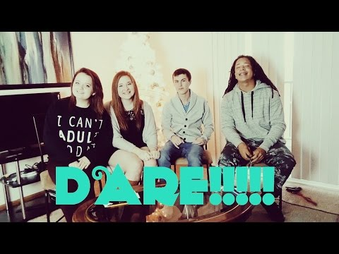 DARE! Toilet Water, Strip Tease, Prank Calls & More!!!