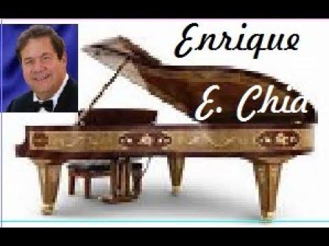 ENRIQUE CHIA La Mejor Música Instrumental Piano Respira Ama