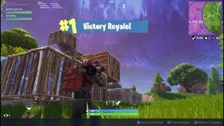 FORTNITE DUO NEW WINGMAN GIVE YOU A WIN. ft. Sem4play