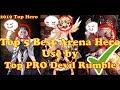 Destiny Child Global Guide Top 5 Best Arena Hero Use by PRO Player's on Devil Rumble