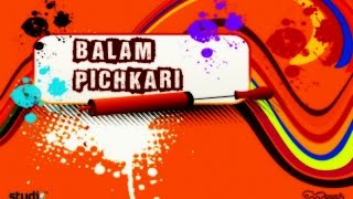 Balam Pichkari | Being Indian Music | Sandeep Thakur | Jai - Parthiv