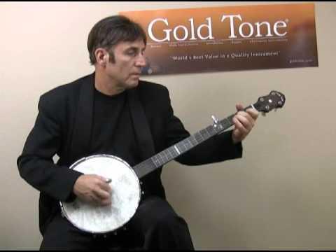 GoldTone CB100 Old Time Clawhammer Banjo Demo Video