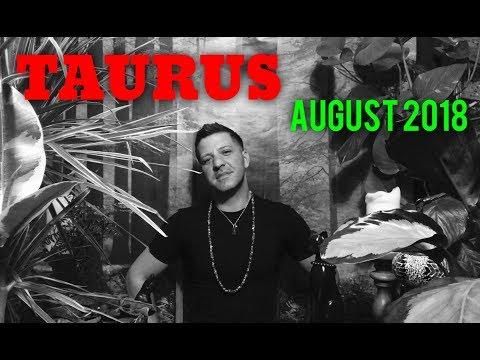 TAURUS August 2018 - BIG WISH Coming True | Love - Taurus Horoscope Tarot