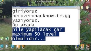 Hero Zero - 2015 Hack !