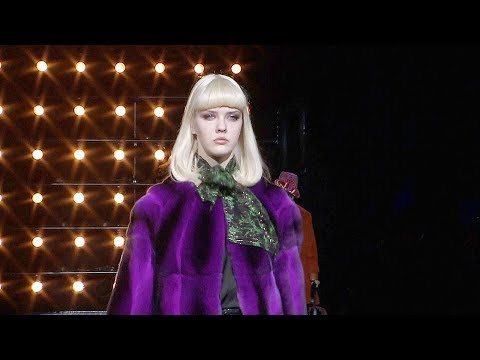 Braschi | Fall Winter 2018/2019 Full Fashion Show....Fashionweekly...On Fow24news.com