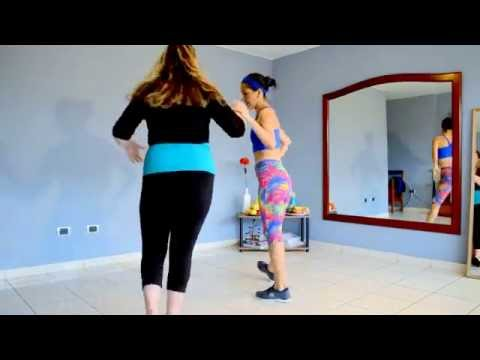 Salsa lessons with Lori from Canada6 | Paodance