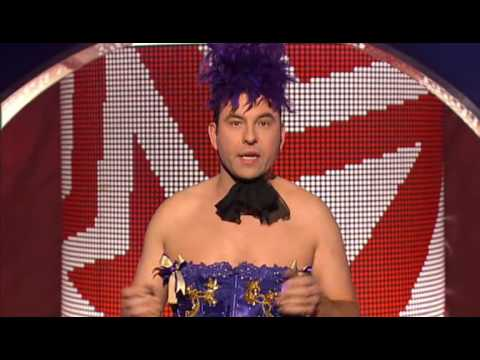 Friday Night Project - David Walliams - Part 1 (S5E01)