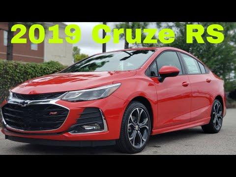 2019 Chevrolet Cruze RS