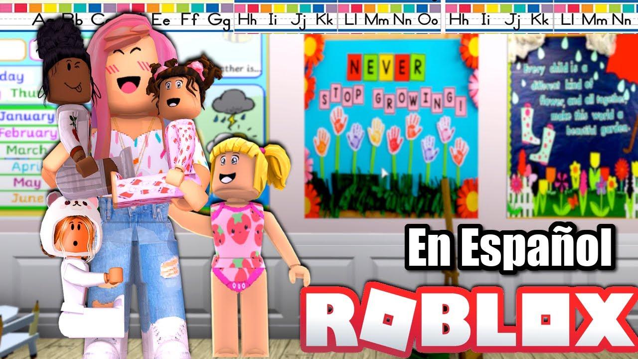 Titi y Goldie Nuevo Daycare en Bloxburg - Roblox Titi Juegos