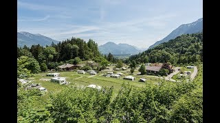 Luxuscamping Alpencamping Nenzing