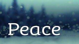 PEACE: Provision 02/21/2021