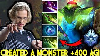 TOPSON [Morphling] Created a Monster 30 Level +400 Agi Cancer Gameplay 7.23 Dota 2