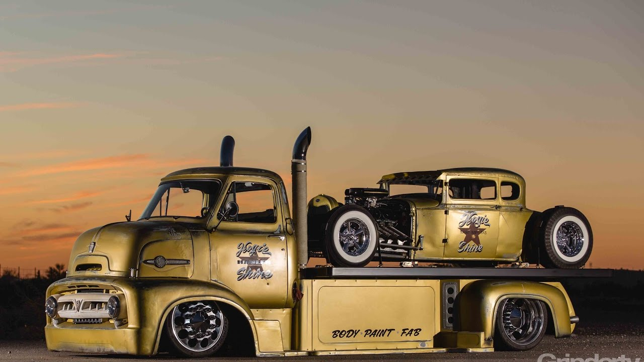 1953 Ford Cab Over Youtube 1960 To 1968 Crew