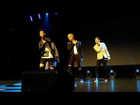 [FanCam] Nu'est - Yoboseyo @ Toronto Kpop Con 2015