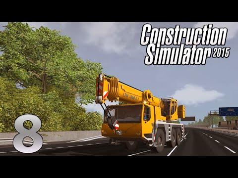 Construction Simulator 2015| EP 8| Don't drop it |