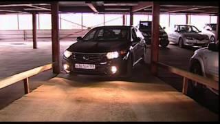 Наши тесты - Mazda 6, Volkswagen Passat и Honda Accord (часть 1)