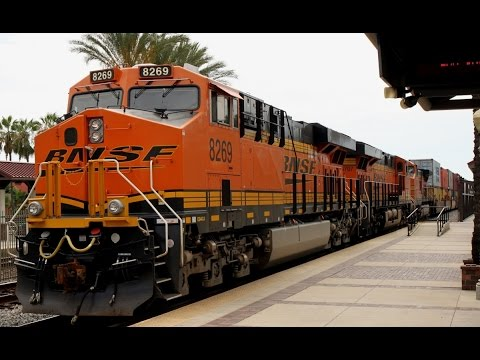 Make Trains Great Again - Freight Trains Documentary