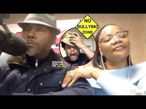 Mo'Nique & Sidney Say They've Faced Bullying In Hollywood (But Are Not Backing Down!) (FULL VIDEO)