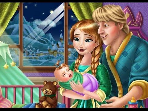 Frozen Full Movie Game 2013 - Disney Frozen Anna and ...