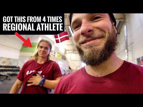 HIS BEST KEPT SECRET FOR INCREASED PERFORMANCE (4x Regionals Athlete Casper Gammelmark)