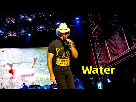 Brad Paisley - Water | StewarTV