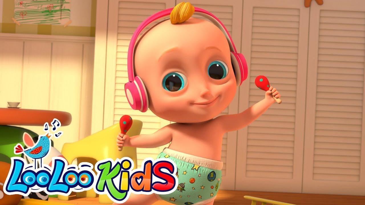 Looby Loo - Best Dance Song for KIDS | LooLoo KIDS
