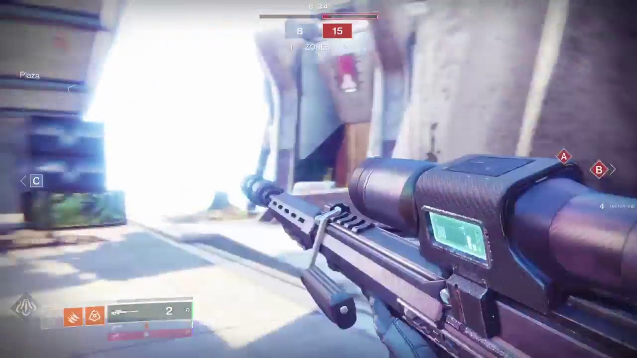 Destiny 2 xim apex gameplay 45-10 (with settings, PS4) - Tim