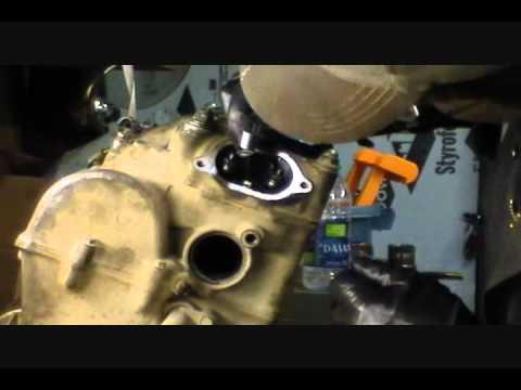 Honda Rincon Valve Adjustment Youtube