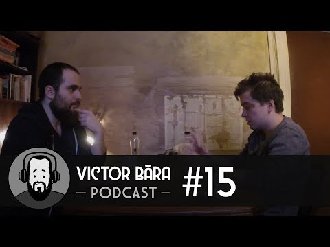 Victor Bara Podcast - #15 Construirea unei glume, carti si amintiri cu Toma Alexandru