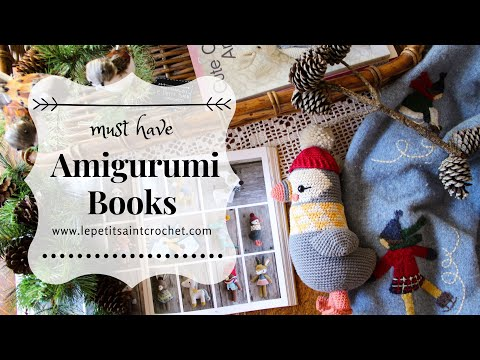 must-have-amigurumi-books