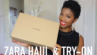 Zara Haul & Try On   style