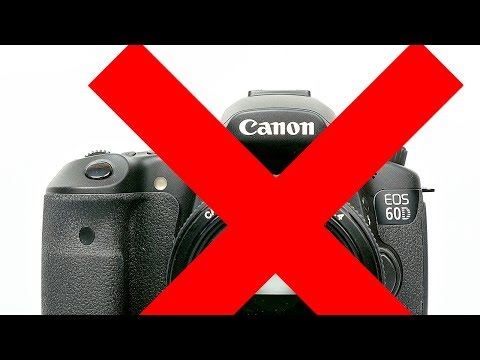 DON'T VLOG WITH A CANON 60D!