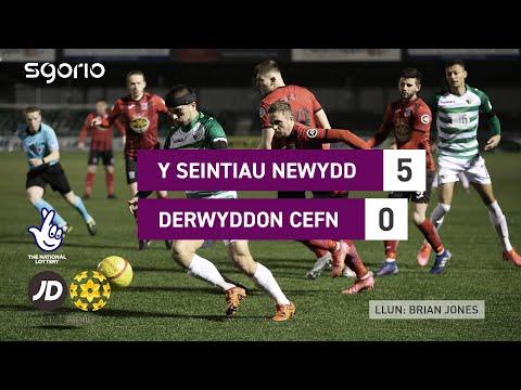 TNS Druids Goals And Highlights