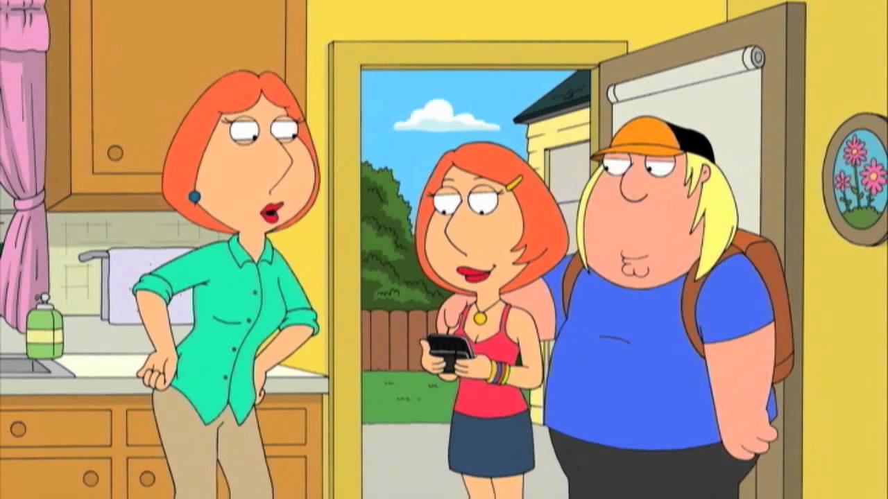 Family Guy Staffel 9 Folge 1