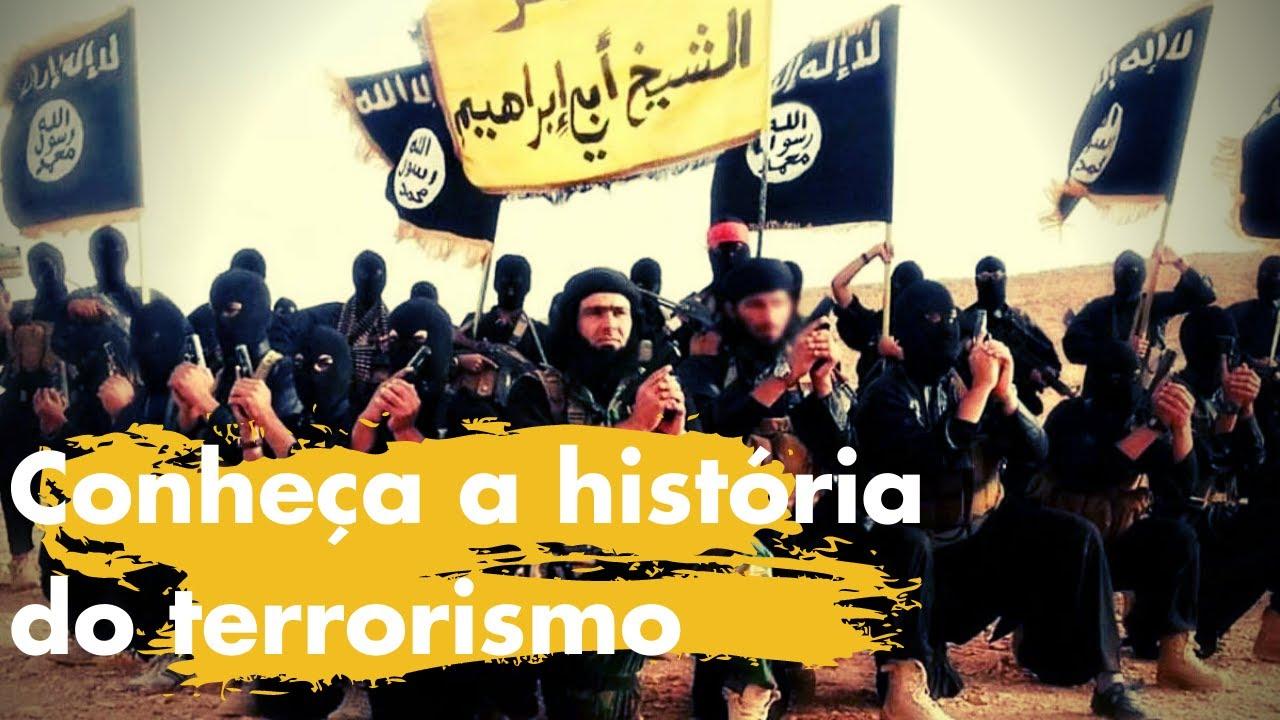 ASCENSÃO DO TERRORISMO | Professor HOC