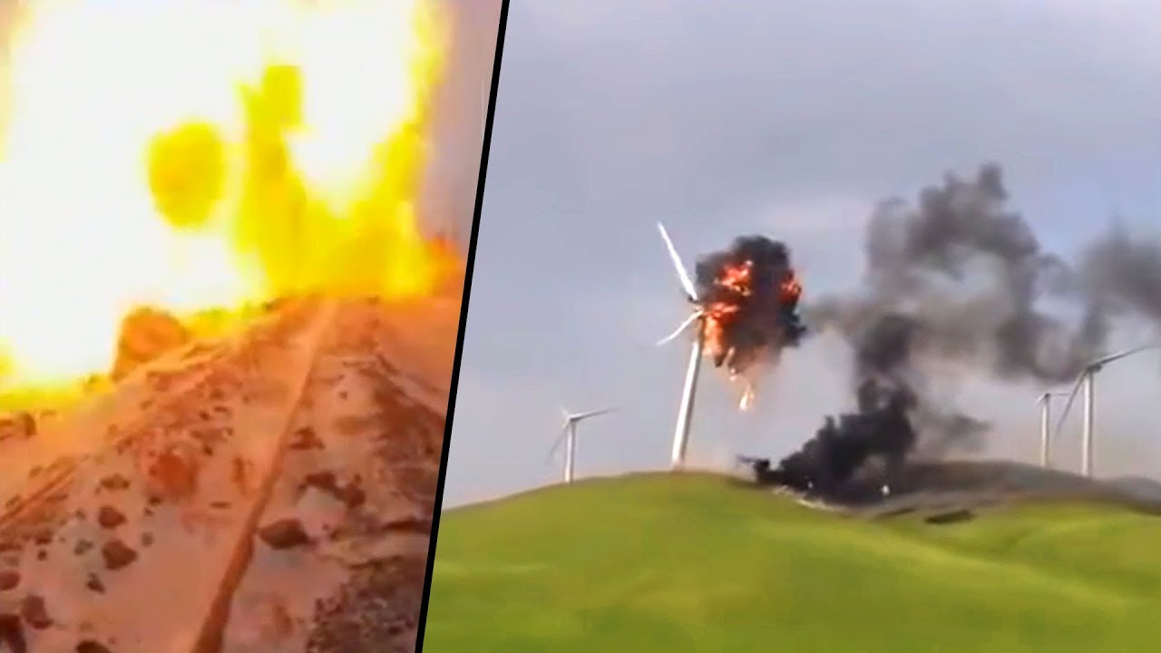 Heavy Machinery & Industrial FAILS