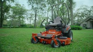 Get Ready for the Season With the Z400 Series of Zero-Turn Mowers (15 sec) | Husqvarna